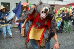 Murray-Bush_bear-dancer-at-Vancouver-Parade