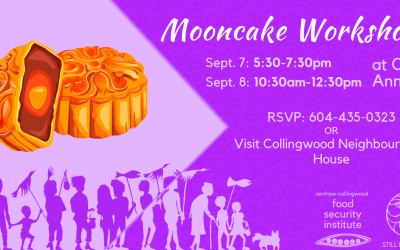 Mooncake Workshops