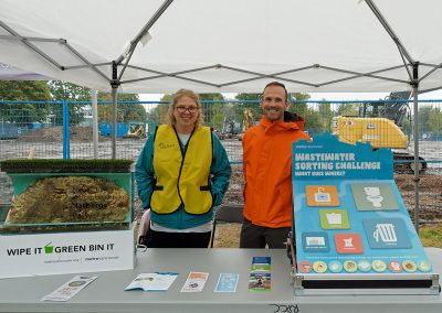 Metro Vancouver booth - Photo by Chao Cheng