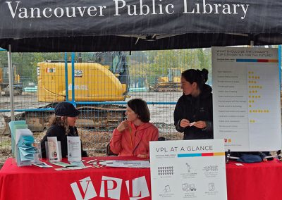 VPL booth - Photo by Chao Cheng