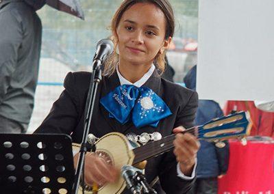 Los Teseros Mariachi Band - Photo by Chao Cheng
