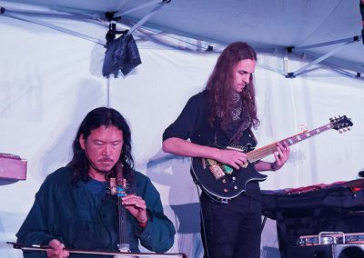 Andrew Kim & Greg Valou of New Age Boom - Photo by Chao Cheng