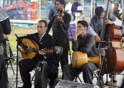 Kurdish Community Music Band - Photo by Mandy Huynh