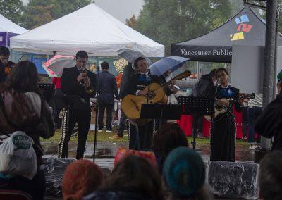 Los Teseros Mariachi Band - Photo by Mandy Huynh