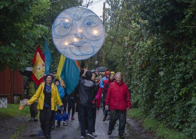 Moon Lantern by Jennifer Norquist & Carmen Rosen - Photo by Mandy Huynh