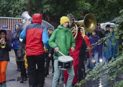 Tiny Islands Parade Band - Photo by Mandy Huynh