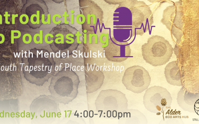 Introduction to Podcasting Workshop