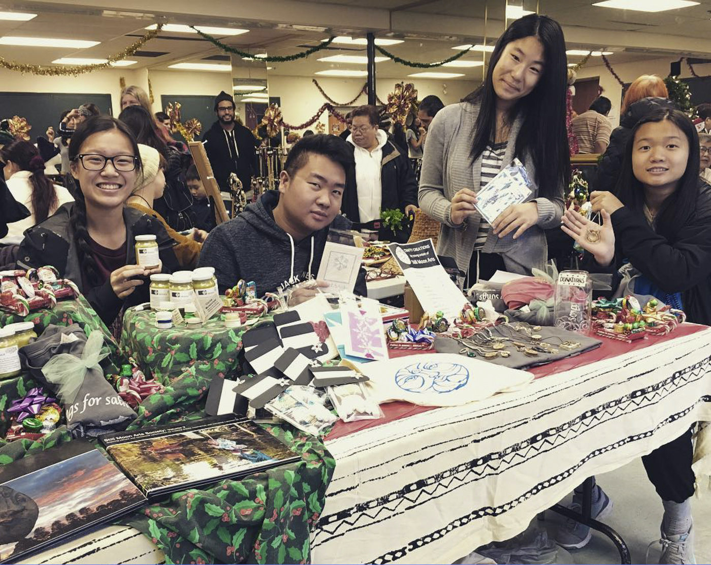 CNH Craft Fair (Dec 2016)