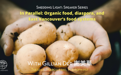 In Parallel: Organic food, Diaspora, and East Vancouver's Food Systems Webinar with Gillian Der