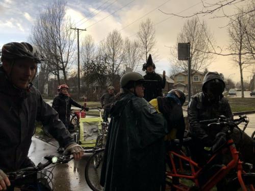 Crow Roost Twilight Bike Ride 2020